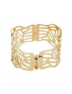 Bracelet Manchette strié