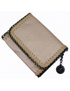 Boucles d'Oreilles pendantes chaîne et pampille