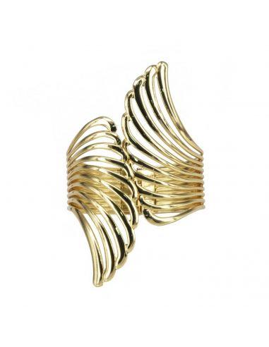 Bracelet manchette ailes