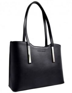 David Jones - Sac à Main Femme Imitation Cuir à Anses Longues